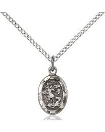 St. Michael the Archangel Petite Charm