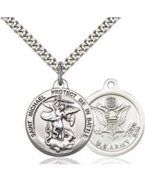 St. Michael / Army Medal