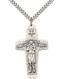 Pope Francis Papal Crucifix Medal