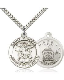 St. Michael the Archangel/Air Force  Medal
