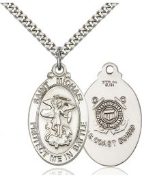 St. Michael/Guardian Angel/Coast Guard Medal