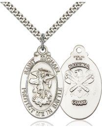 St. Michael/Guardian Angel Medal