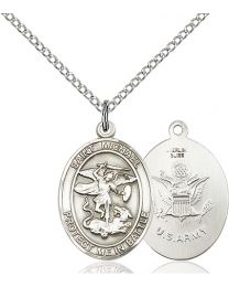 St. Michael the Archangel/Army Medal