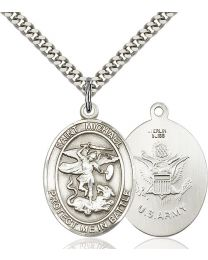 St. Michael/Army Medal