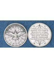 Come Holy Spirit Token