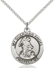 Guardian Angel Medal