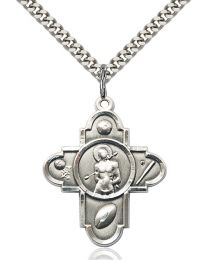 5-Way/St. Sebastian Medal