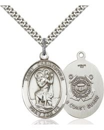St. Christopher / Coast Guard Medal
