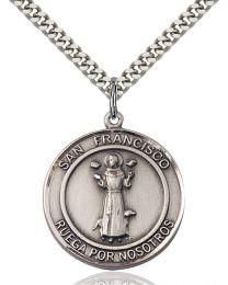 San Francis of Assisi Medal
