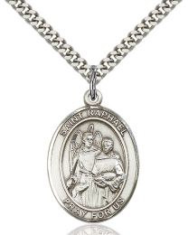 St. Raphael the Archangel Medal