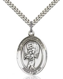 Guardian Angel/Baseball Medal