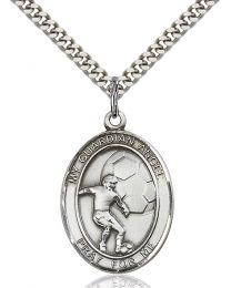 Guardian Angel/Soccer Medal
