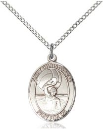 St. Christopher / Water Polo M Medal