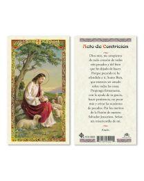 El Buen Pastor - Acto de Contrición