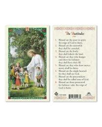 Jesus with Children - Beatitudes