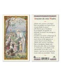 María con niños - Oración de una madre