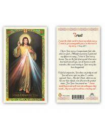 Divine Mercy - Trust