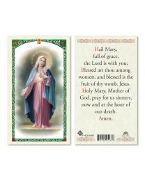 Immaculate Heart of Mary - Hail Mary