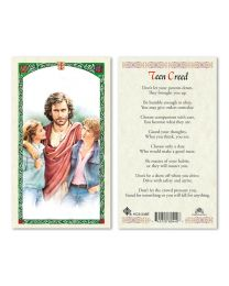 Jesus with Youth - Teen Creed