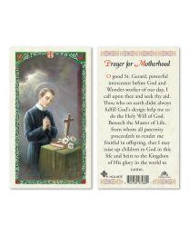 Prayer to St. Gerard