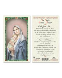 Madonna and Child - Single Parent's Prayer