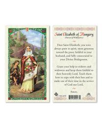 Prayer to St. Elizabeth of Hungary