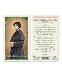 Prayer to St. Elizabeth Ann Seton