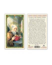 Novena Prayer to St. Benedict