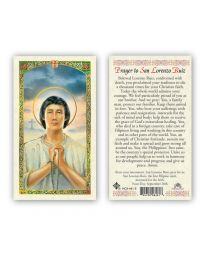 Prayer to St. Lorenzo Ruiz