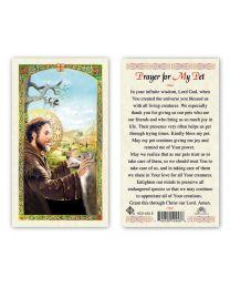 St. Francis - Prayer of My Pet