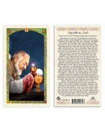 Prayer to St. Pio of Pietrelcina