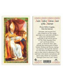 Prayer to St. Isidore of Seville