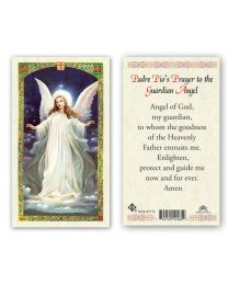 Padre Pio's Prayer to the Guardian Angel