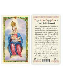 Prayer to Our Lady of La Leche