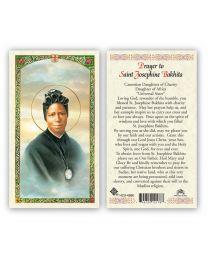 Prayer to St. Josephine Bakhita