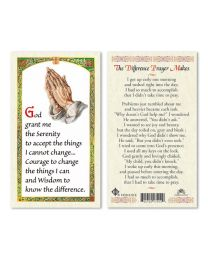 Praying Hands - Difference Prayer Makes