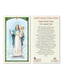 Rosary Novena Prayer