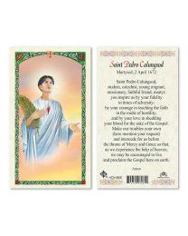 Prayer to St. Pedro Calungsod