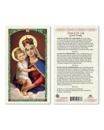 Prayer to Our Lady of Good Remedy