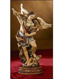 "6"" Saint Michael Statue"