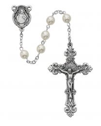 Pearl Scapular Rosary