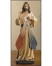 """8"""" Divine Mercy Statue"""