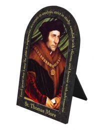 Saint Thomas More Plaque