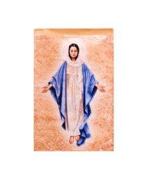 Blessed Mother Printed Tapestry - Medium - Artist, John Nava