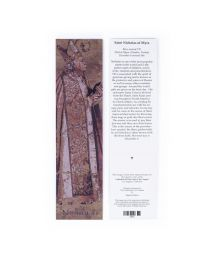 St. Nicholas Bookmark - Artist John Nava