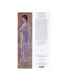 St. Joan of Arc Bookmark - Artist John Nava