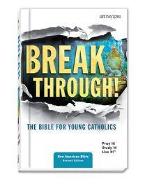 NABRE Breakthrough Youth Bible - Hardbound