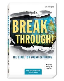 NABRE Breakthrough Youth Bible - Paperback