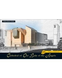 """Cathedral of Our Lady of the Angels """"Under Construction"""" Coffee Table Book"""