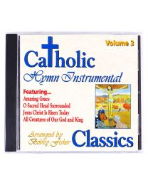 Catholic Hymn Classics CD - Volume 3